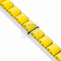Heavy-duty roller track for shelf depth 1230 mm