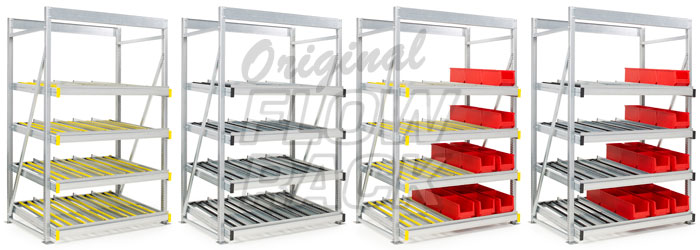carton live storage Bito Schafer